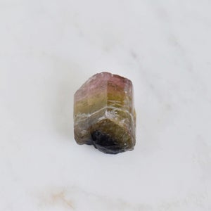 Image of Rare Rough Madagascar Watermelon Tourmaline stone
