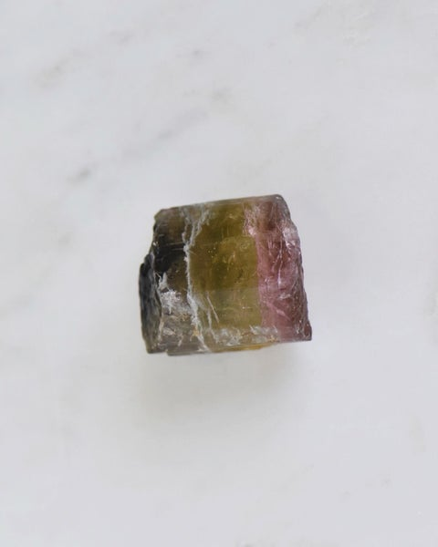 Image of Rare Rough Madagascar Watermelon Tourmaline stone