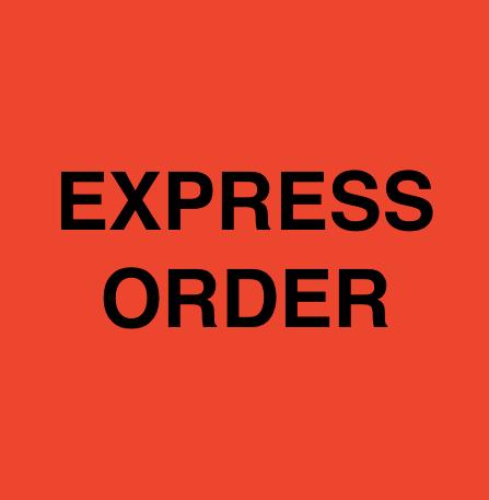 Image of EXPRESS ORDER