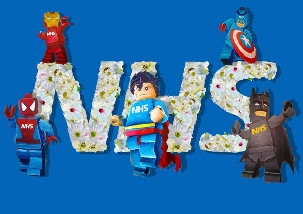 Image of THANKYOU NHS (Limited Edition Print)