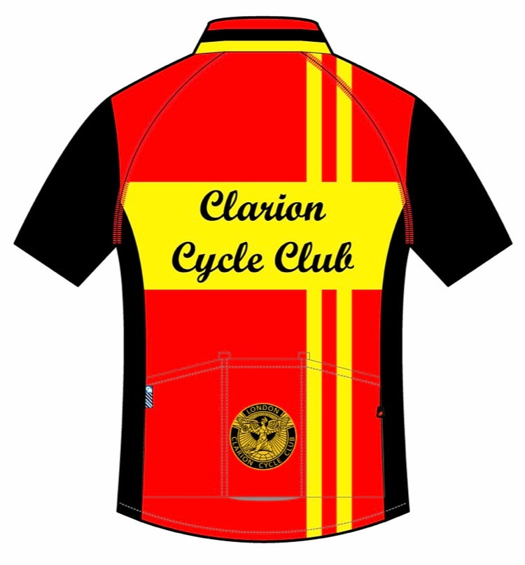 Image of Short Sleeve Jersey Tech Pro Retro Design