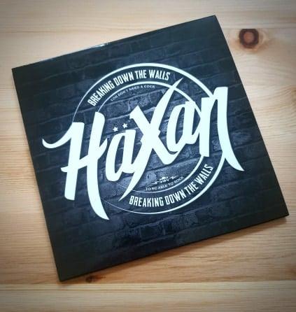 Häxan - Breaking Down the Walls EP