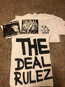 Image of THE DEAL USA SHIRT AND 7INCH