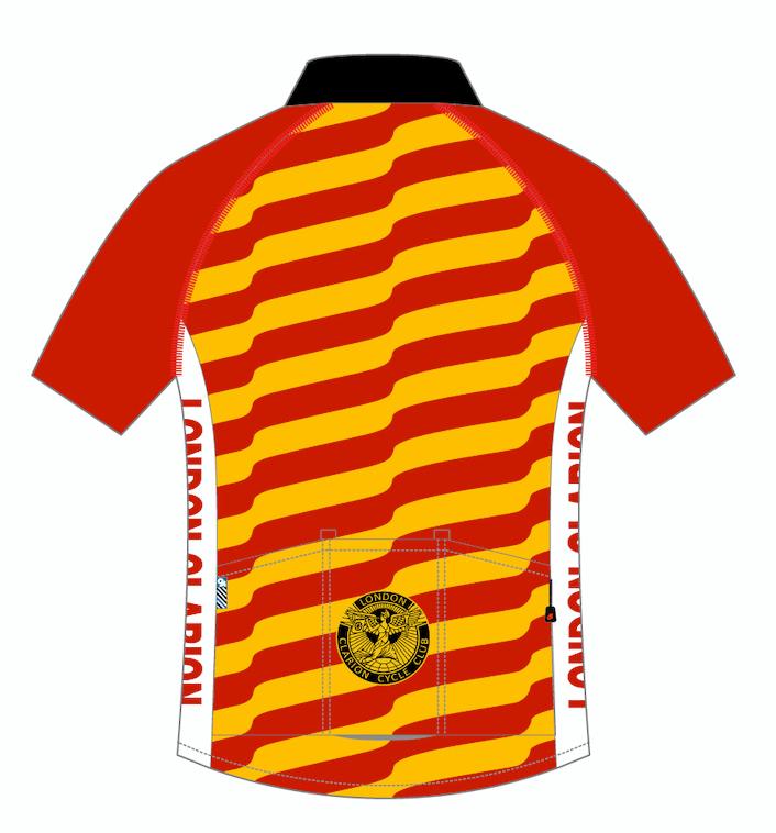 Image of Short Sleeve Jersey Tech+ 125th Anniversary Design