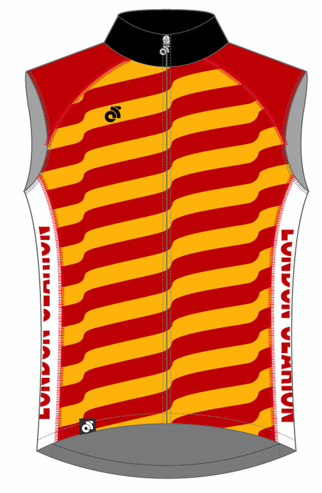 Image of Sleeveless Jersey 125th Anniversary Design