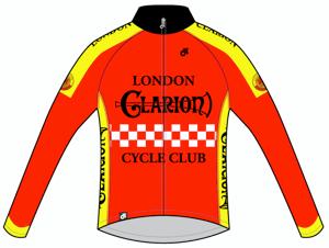 Performance Intermediate Jacket - London Clarion CC Original Design