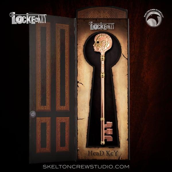 Image of Locke & Key: Head Key!