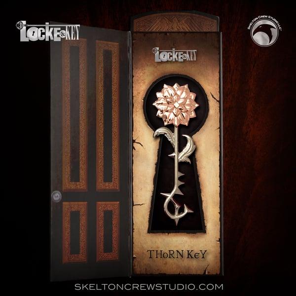 Image of Locke & Key: Thorn Key!