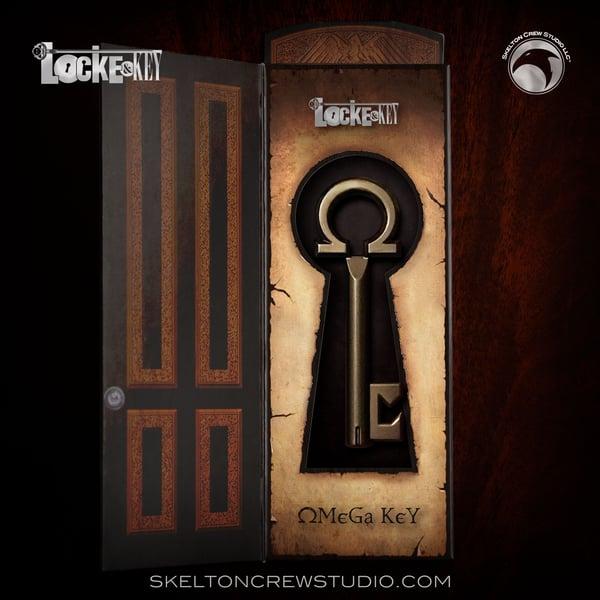 Image of Locke & Key: Omega Key!