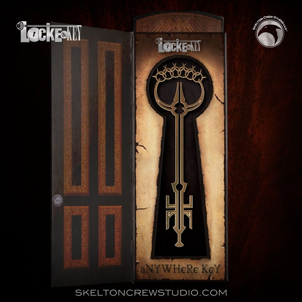 Image of Locke & Key: Anywhere Key (Classic Edition)!