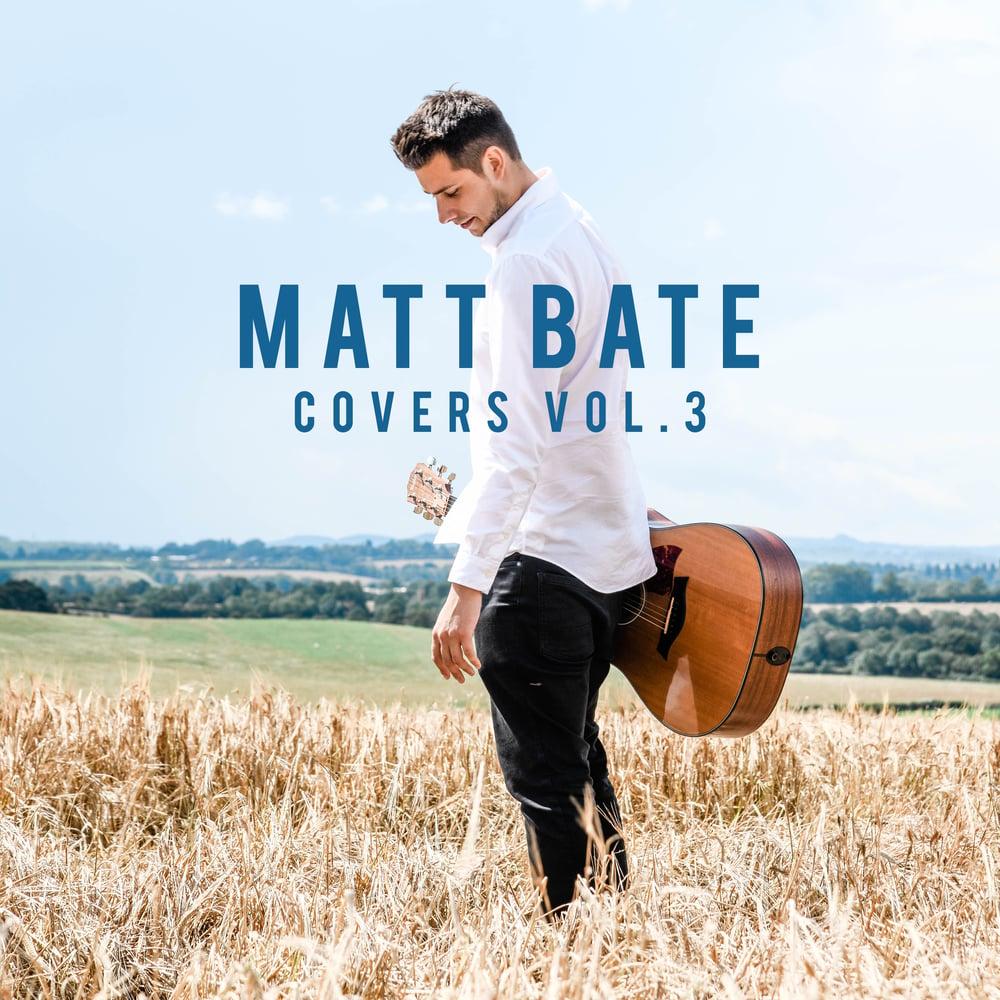 Image of Vol.3 Covers Album - Matt Bate