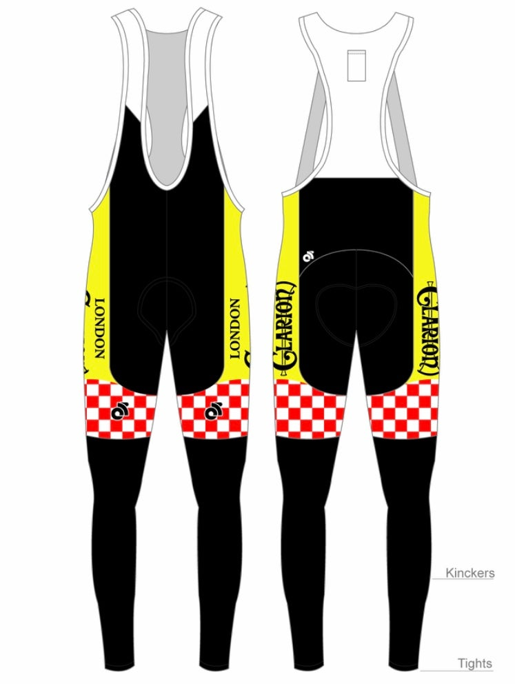 Image of Male - London Clarion Tech Bib Tights