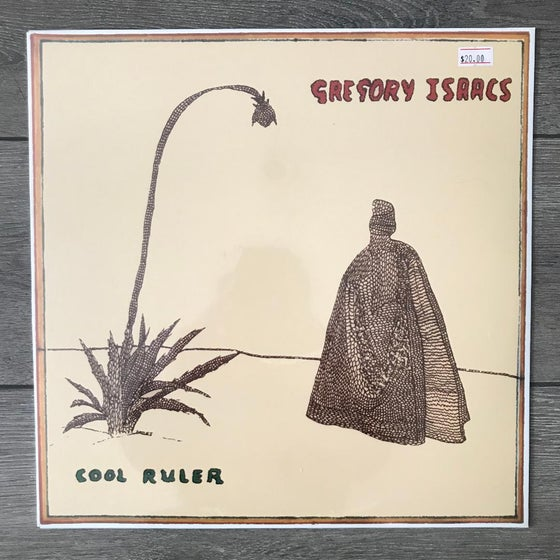 Image of Gregory Isaacs - Cool Ruler Vinyl LP