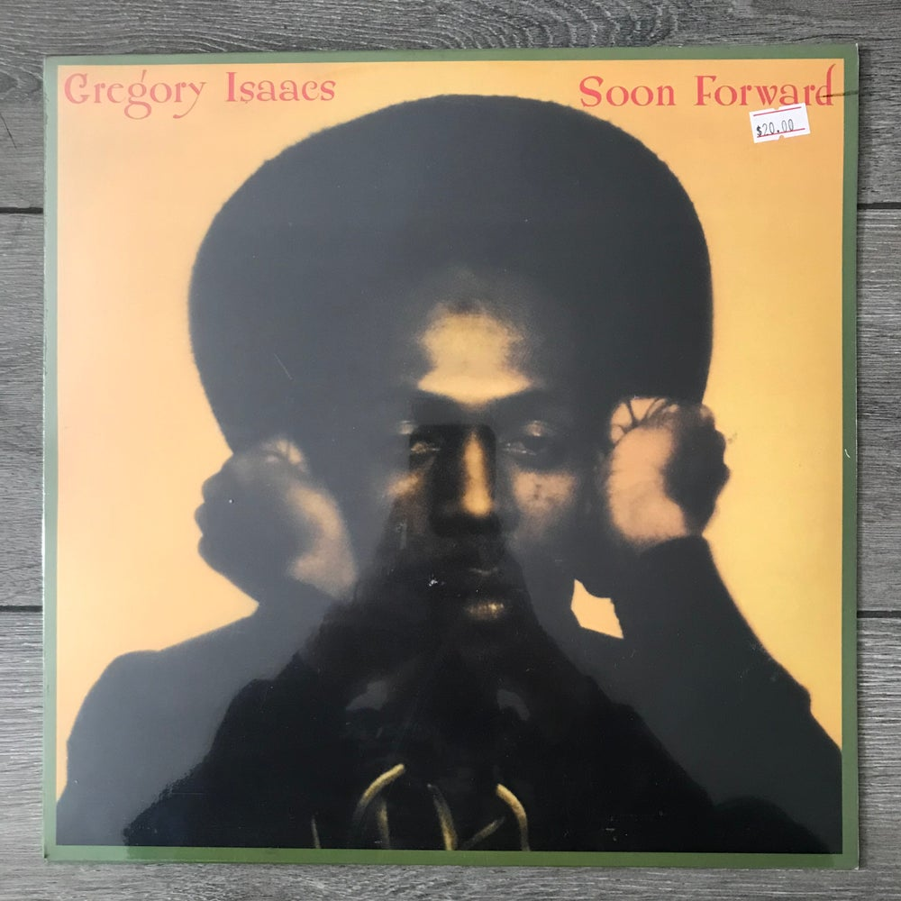 Image of Gregory Isaacs - Soon Forward Vinyl LP