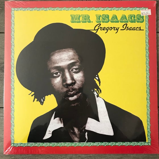 Image of Gregory Isaacs - Mr. Isaacs Vinyl LP