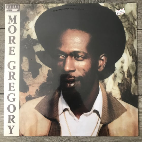 Image of Gregory Isaacs - More Gregory Vinyl LP