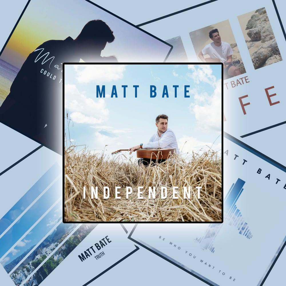 Image of Independent - Matt Bate (Original's EP)