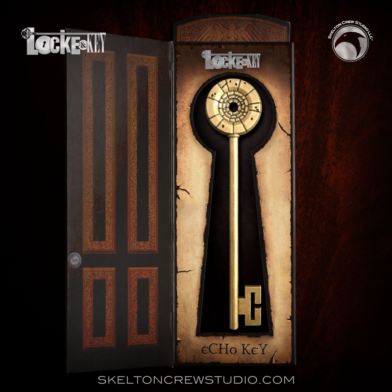 Image of Locke & Key: Echo Key!