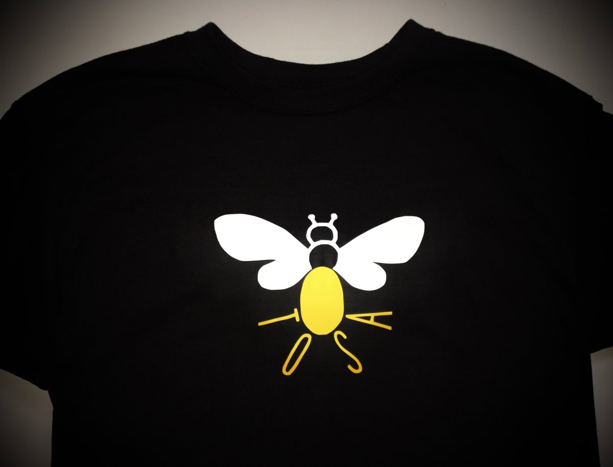 Wauwatosa/firefly (adult v-neck or crew t-shirt)