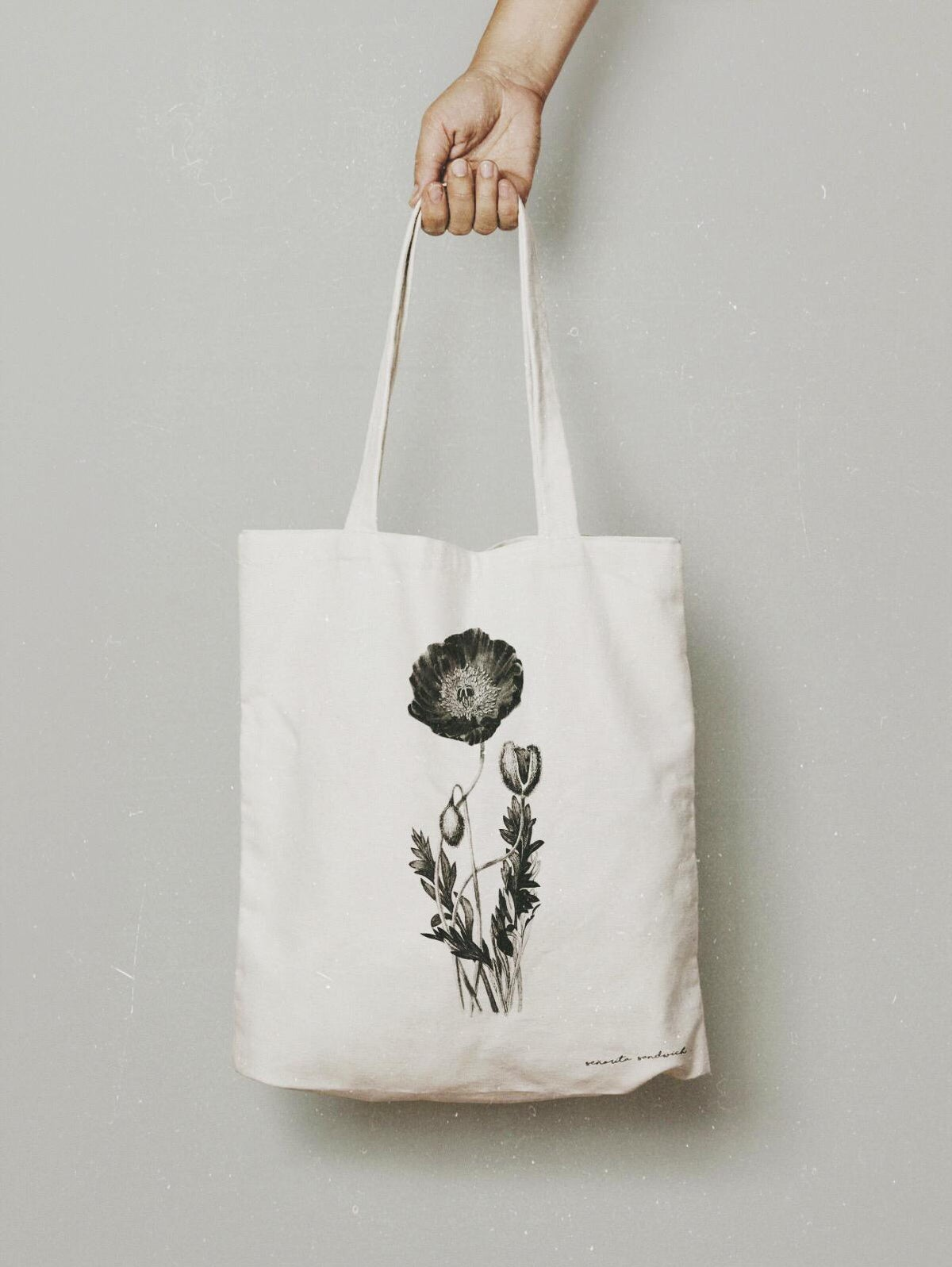 Image of tote bag amapola