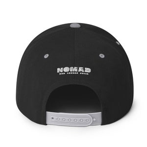 Nomad Bar At the End of the World Snapback Cap