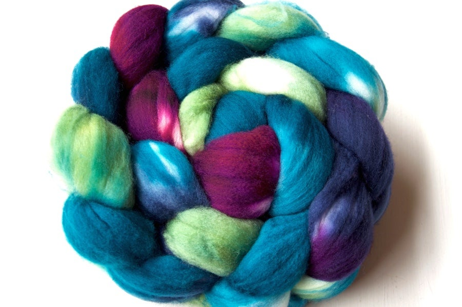 Image of Superwash Merino — You Teal My Heart