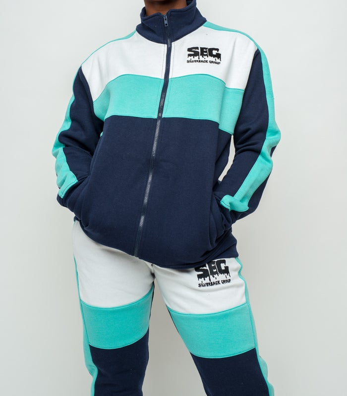 Image of Ocean Blue Tracksuit