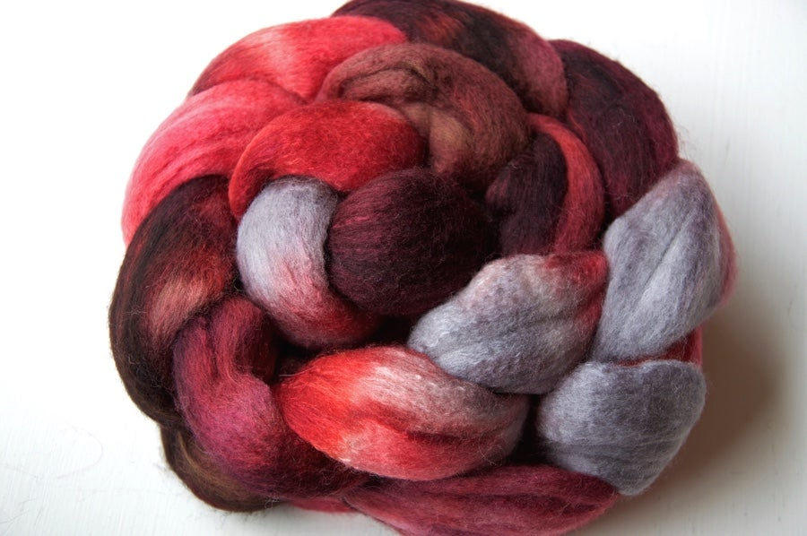 Image of Polwarth/Silk — Barberry Bush