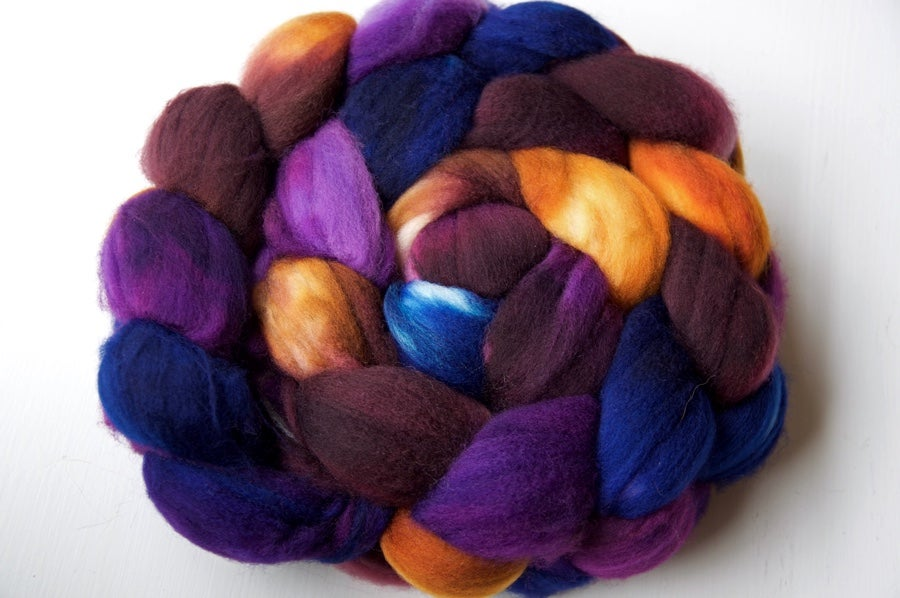 Image of Superwash Merino — Autumn Sunset