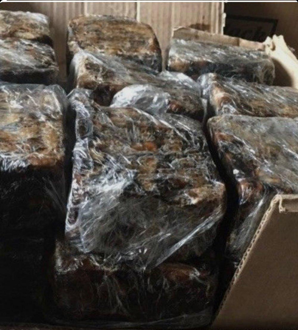 Image of B.K Natural African Black Soap