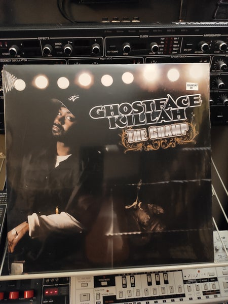 Image of Ghostface Killah ‎– The Champ