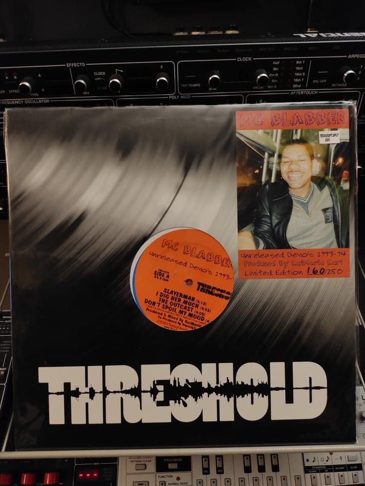 Image of MC Blabber – Unreleased Demo's 1993-94