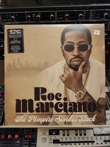 Image of Roc Marciano ‎– The Pimpire Strikes Back