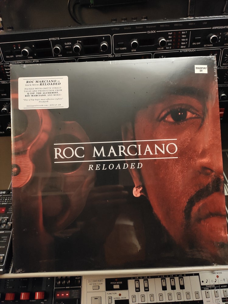 Image of Roc Marciano ‎– Reloaded
