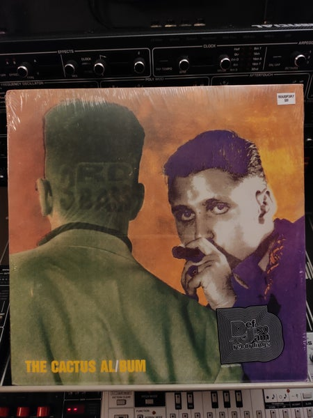 Image of 3rd Bass ‎– The Cactus Al/Bum (The Cactus Album)