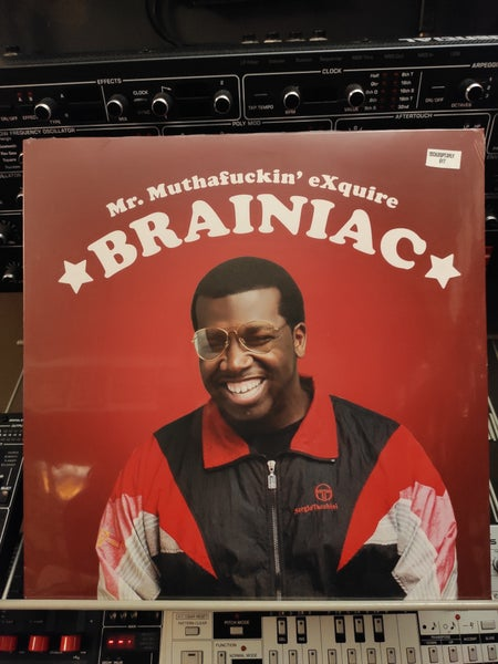 Image of Mr. Muthafuckin' eXquire ‎– Brainiac