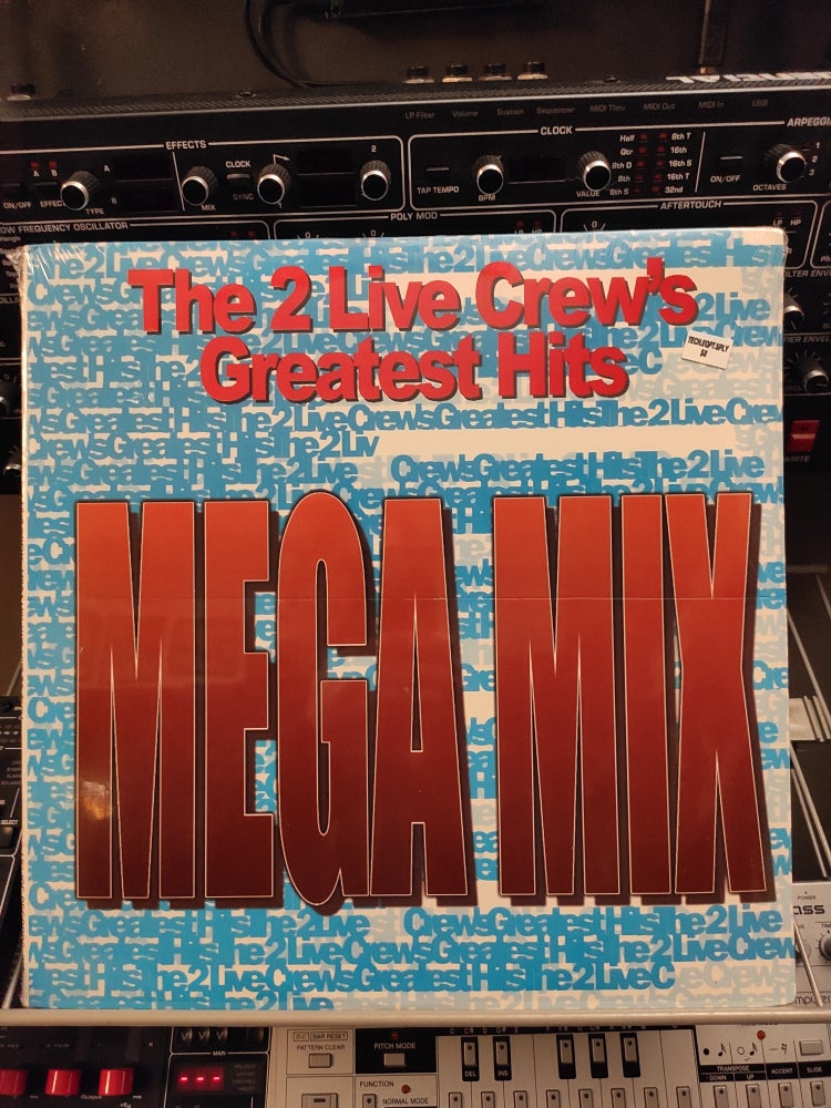 Image of The 2 Live Crew ‎– Mega Mix / We Like To Chill