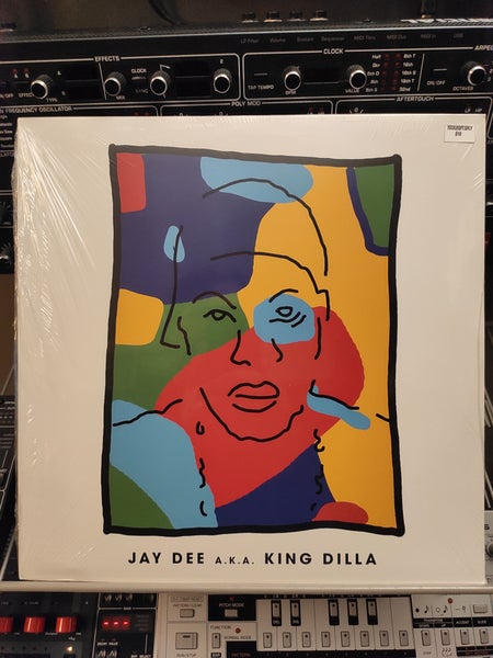 Image of J Dilla ‎– Jay Dee A.K.A. King Dilla
