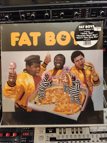 Image of Fat Boys ‎– Fat Boys