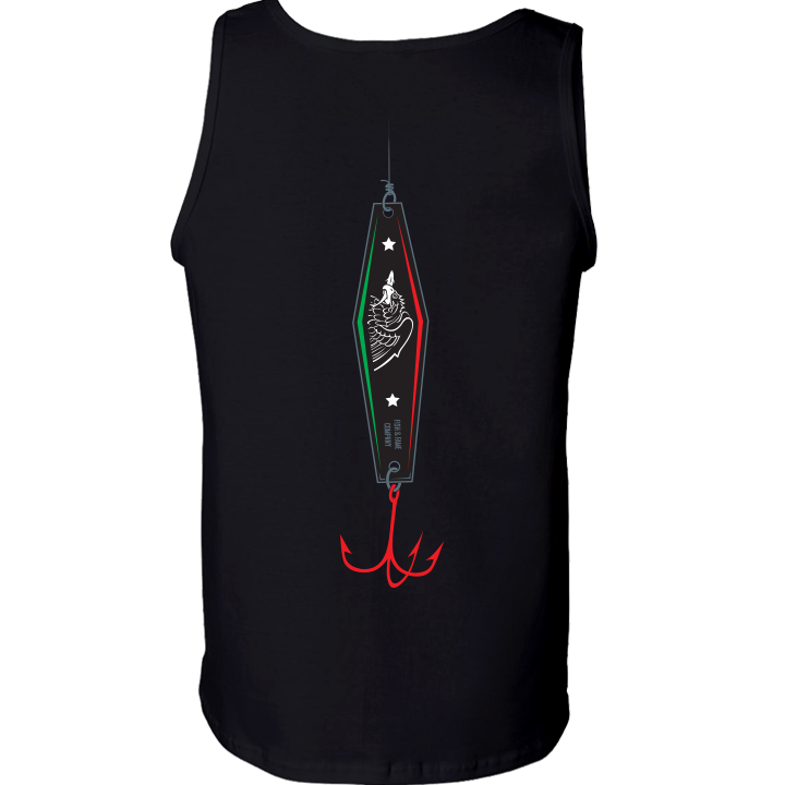 Image of NB JIG Tank Top (black)