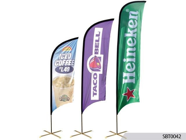 Image of Feather Banners