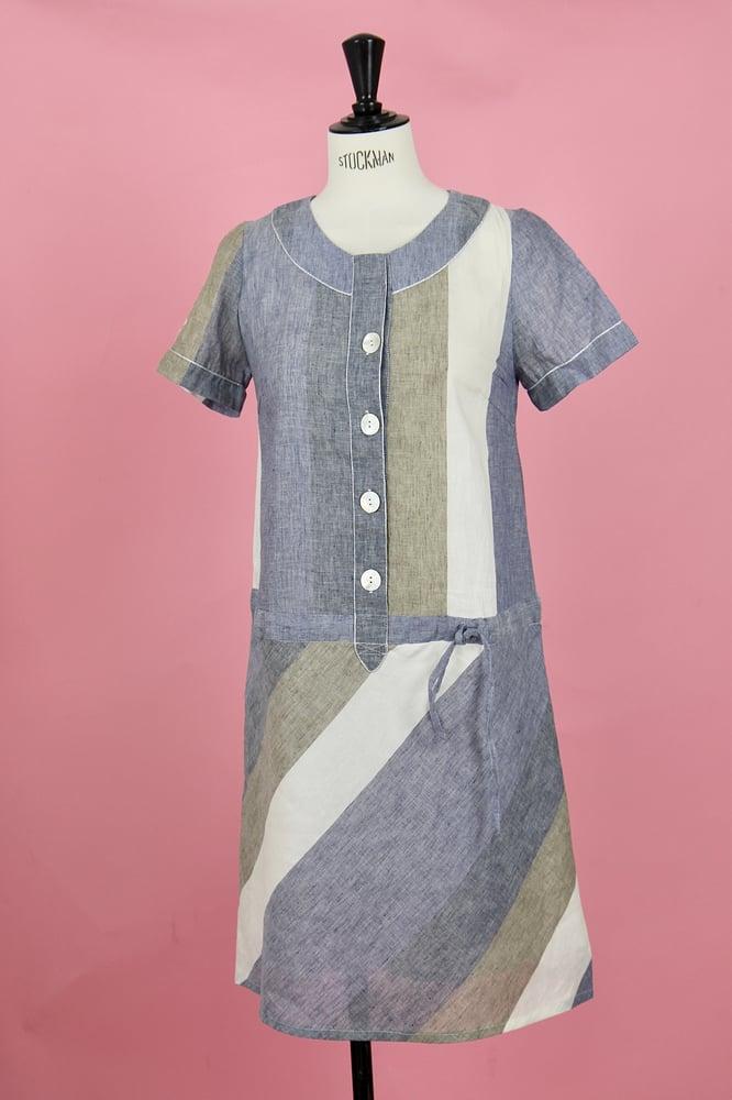 Image of Tunique chemise en lin