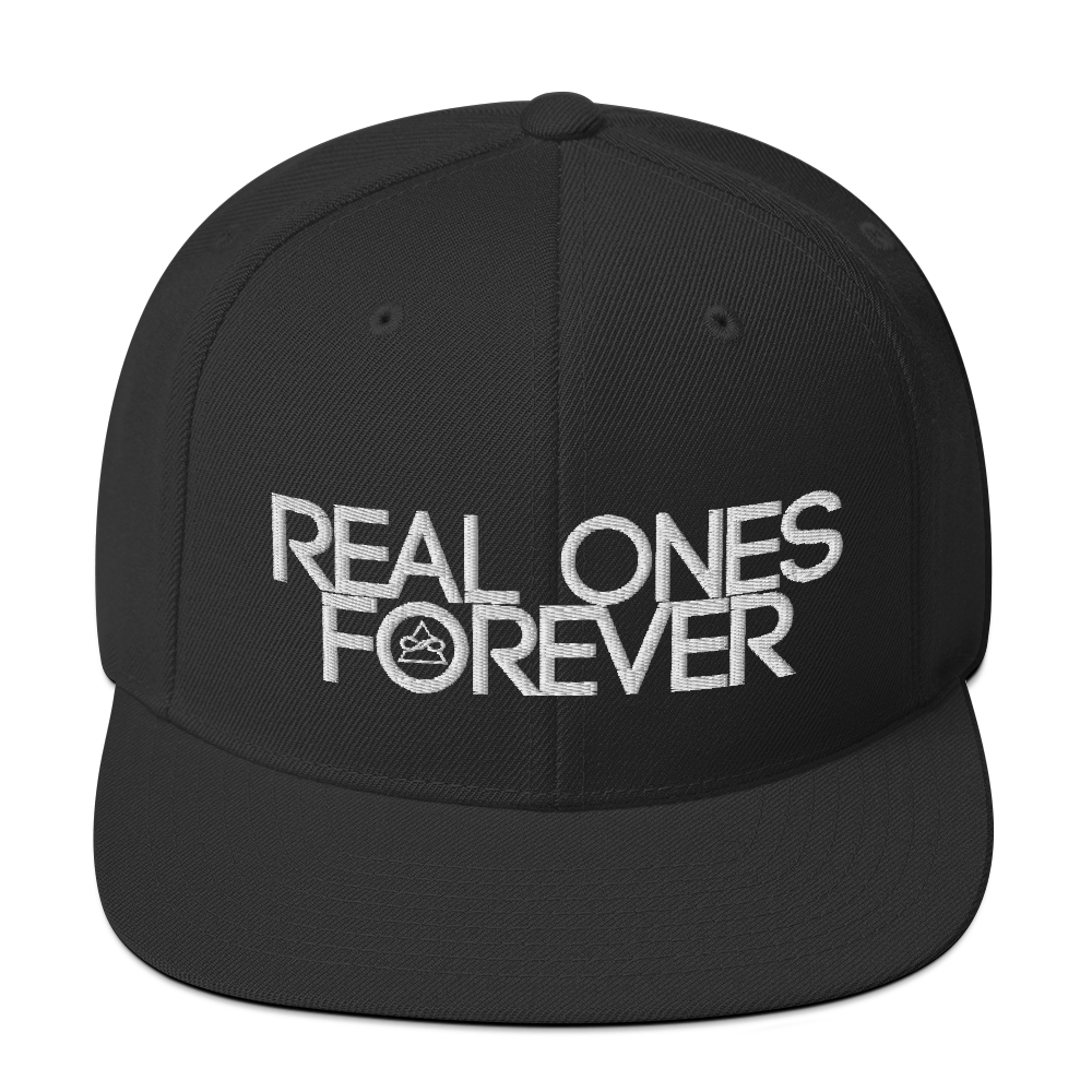 Real Ones Forever Snapback