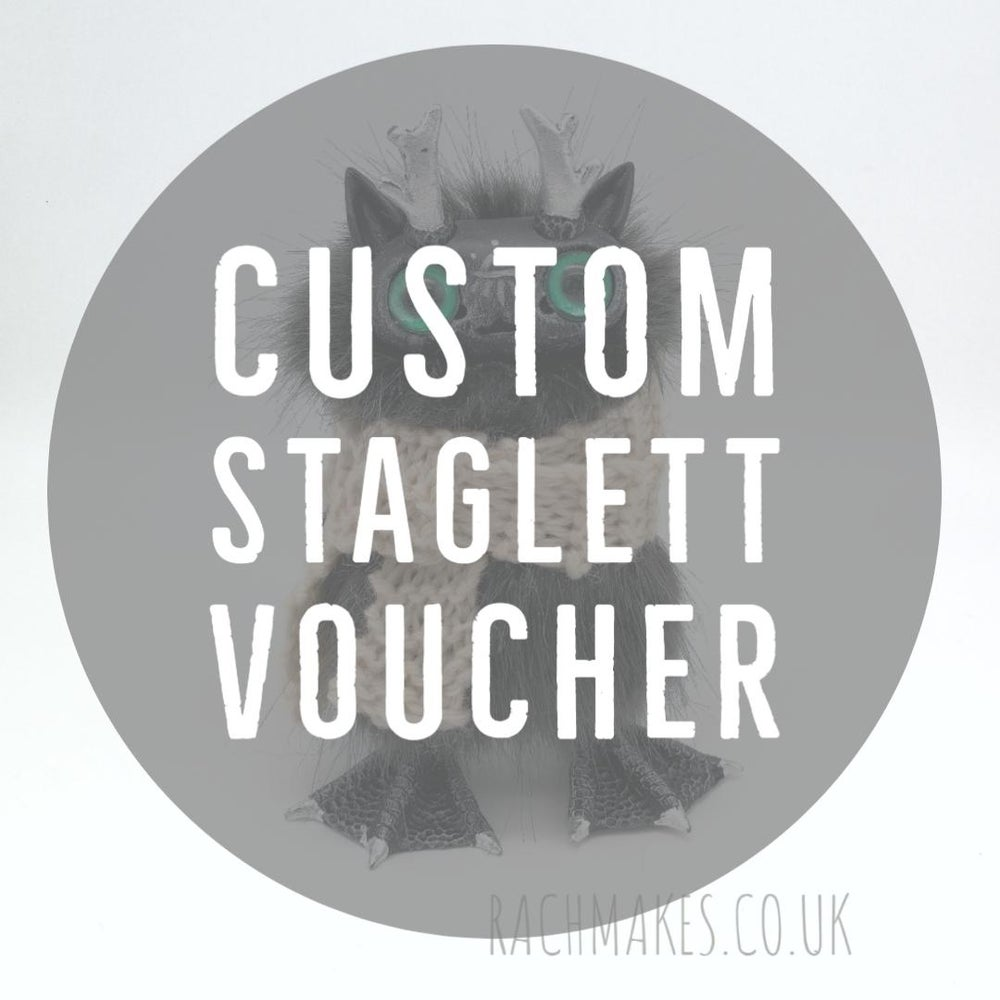 Image of Custom Staglett Voucher