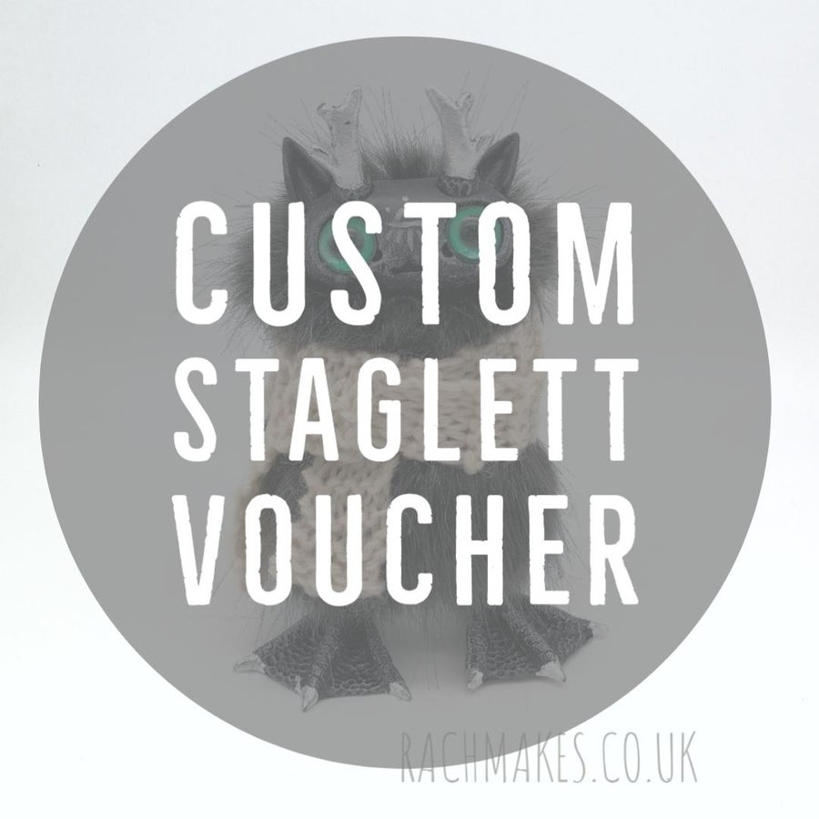Image of Custom Staglett Voucher