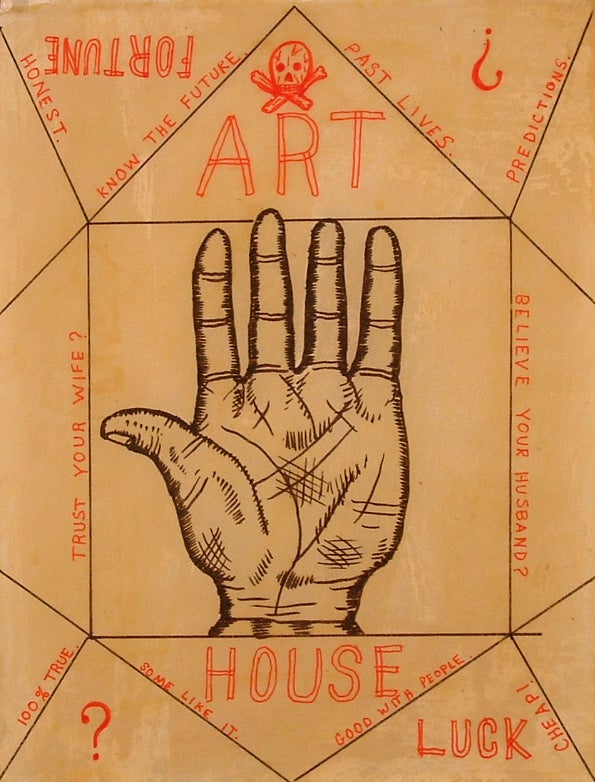 Image of Fred Stonehouse - Art House