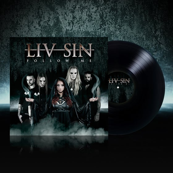 Image of Liv Sin - Follow Me (LP)