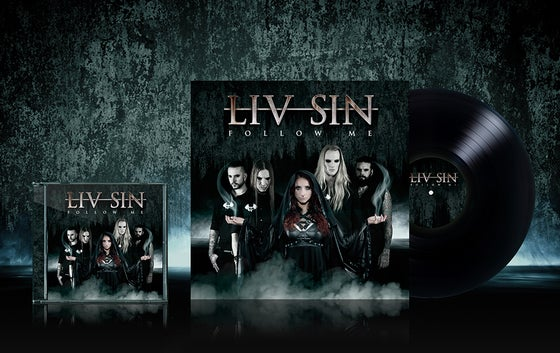 Image of Liv Sin - Follow Me (LP/CD)