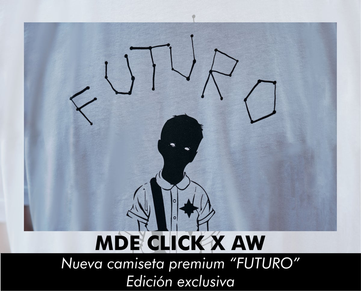 FUTURO T-SHIRT EXCLUSIVE by ART WARRIORS