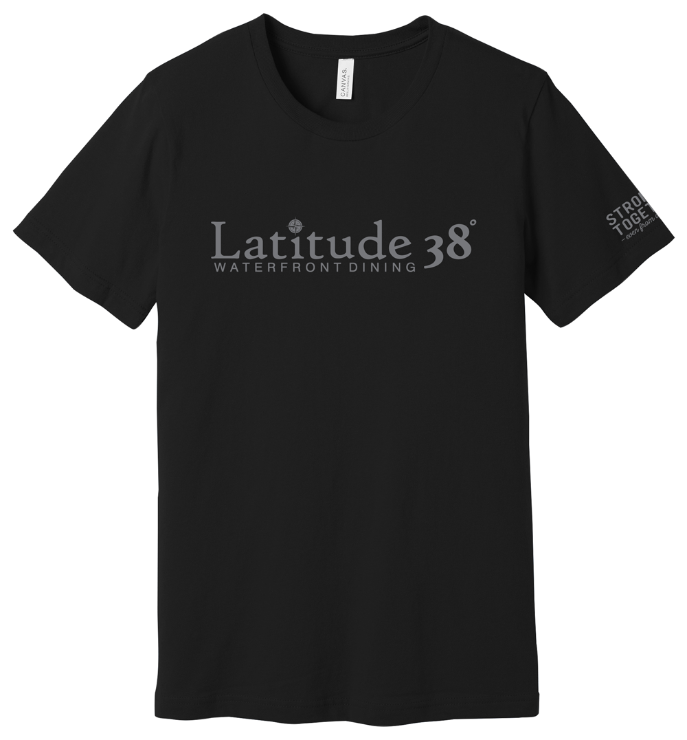 "Latitude 38 ""Stronger Together"" Tee"